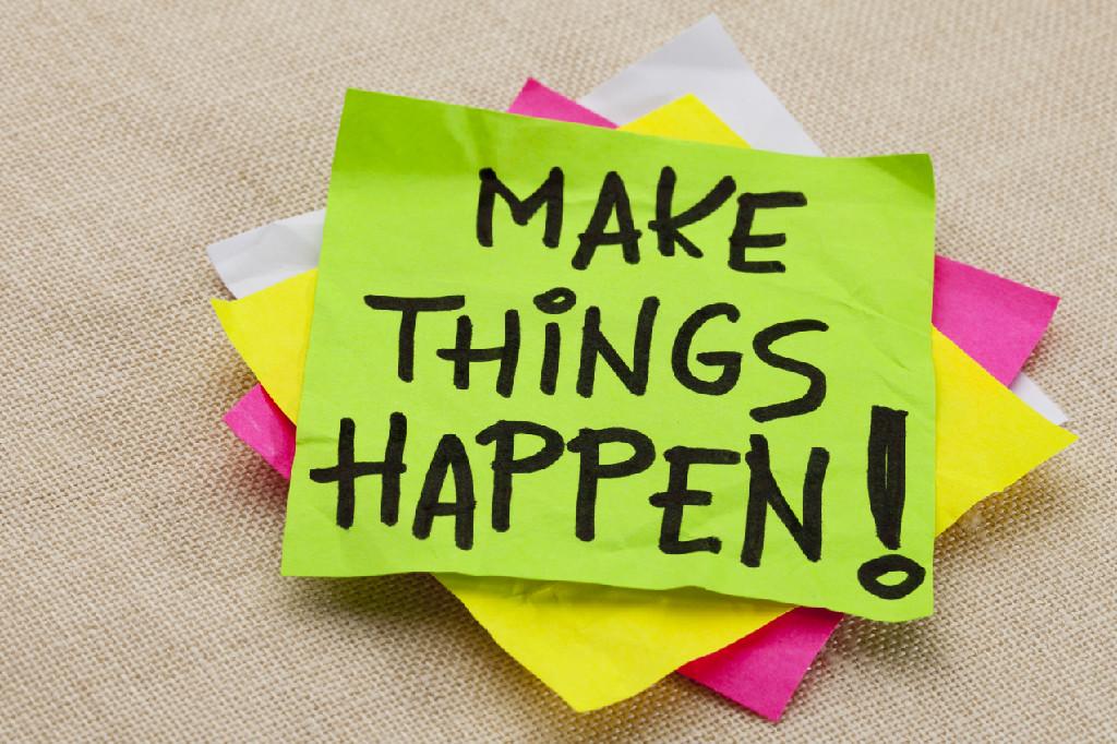 Mentors Make Things Happen