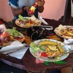 Haitian breakfast