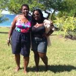 Grandma, my beautiful host