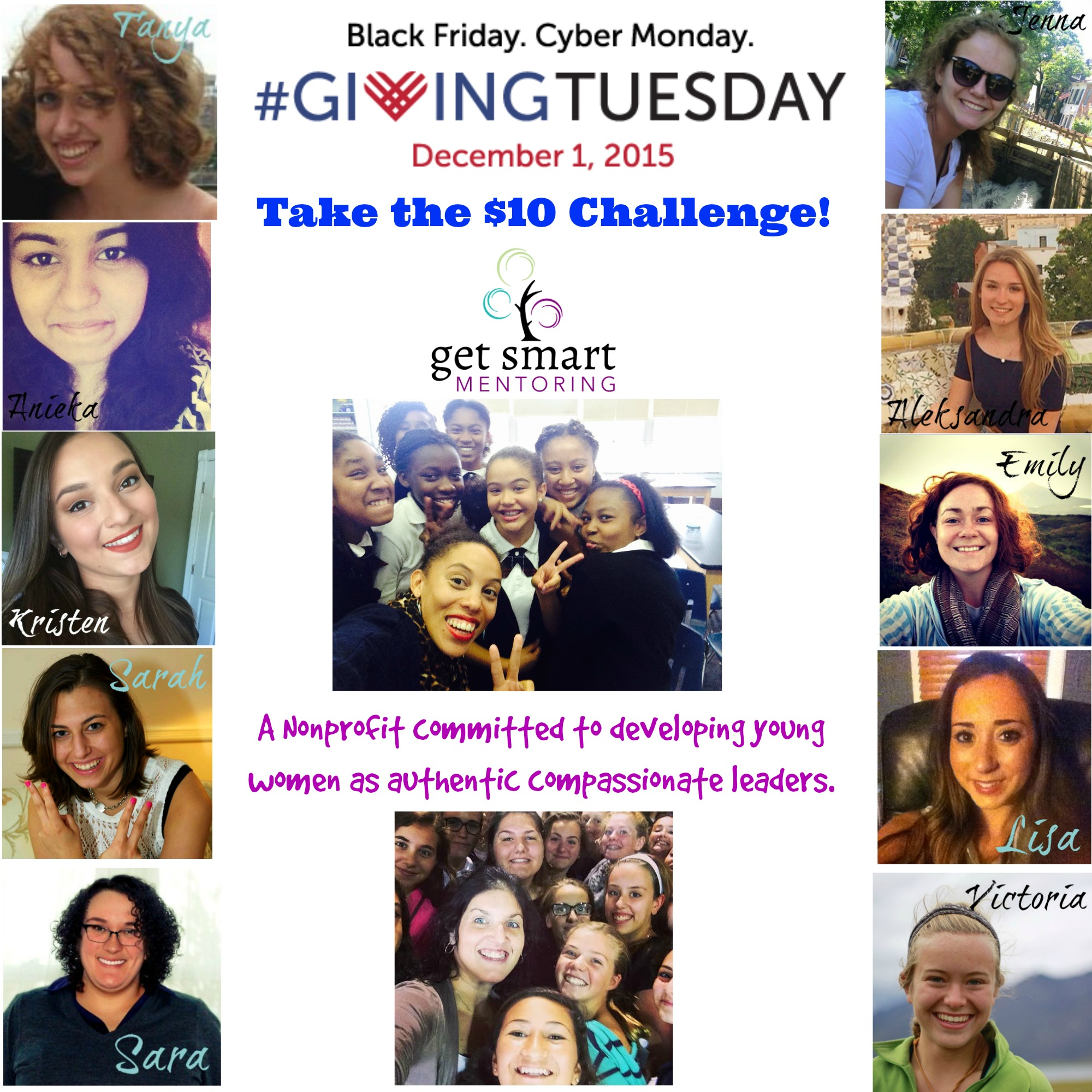 GivingTuesday10Challenge